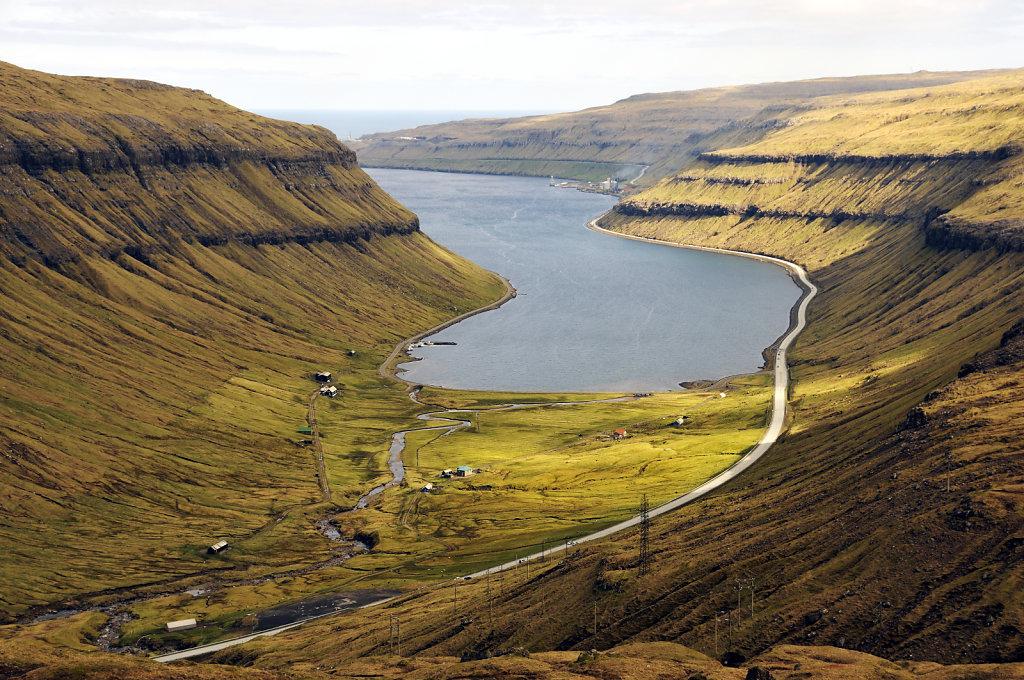 färöer inseln - auf streymoy - kaldbaksfjord teil 3