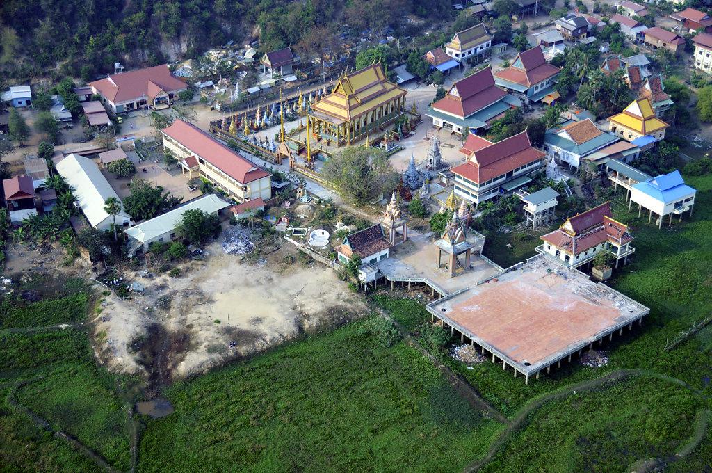 Kambodscha - Flug über Siem Reap (14)