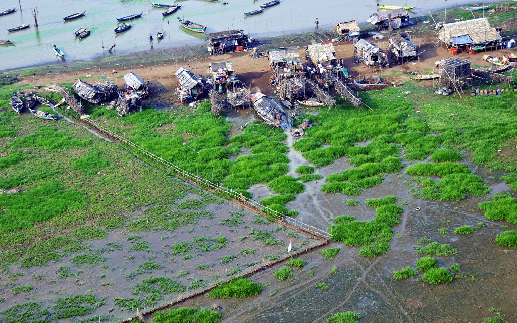 Kambodscha - Flug über Siem Reap (25)