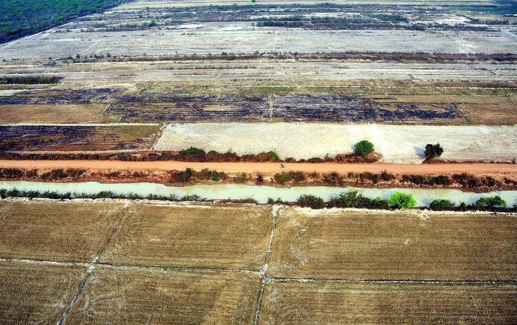 Kambodscha - Flug über Siem Reap (39)