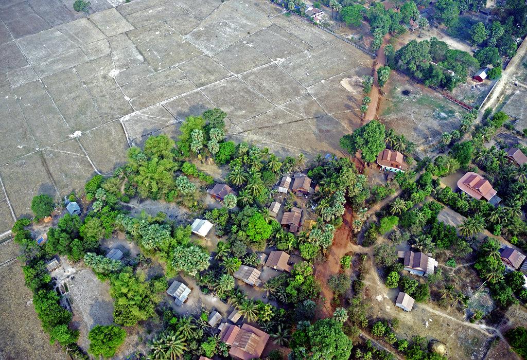 Kambodscha - Flug über Siem Reap (52)