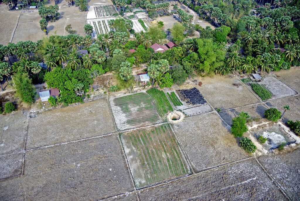 Kambodscha - Flug über Siem Reap (56)