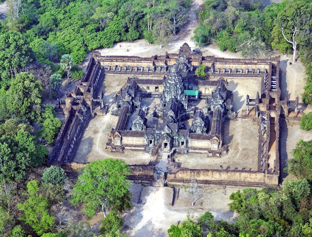 Kambodscha - Flug über Siem Reap (59)