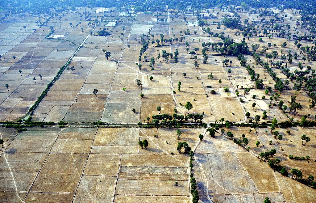 Kambodscha - Flug über Siem Reap (63)