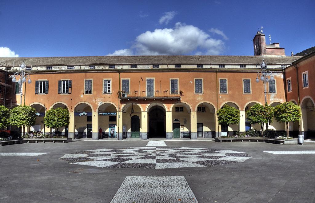 cinque terre – levanto - piazza cavour teil 2
