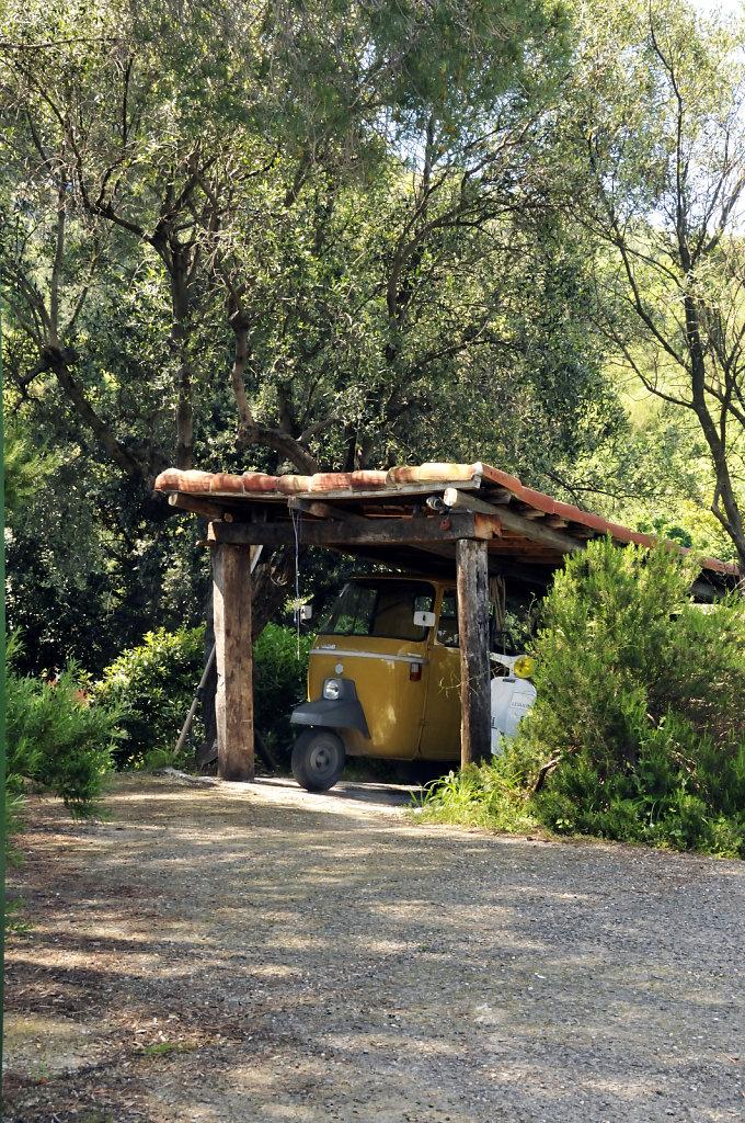 cinque terre – zwischen levanto und monterosso -  zwei klassik