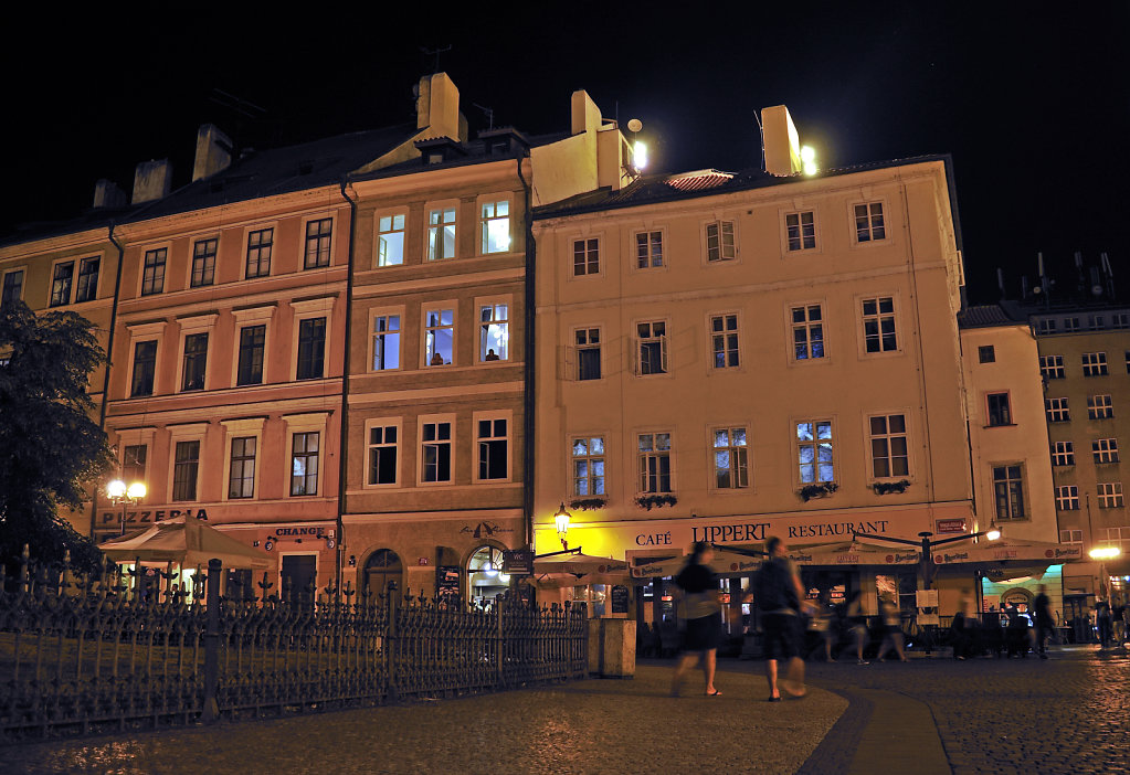 tschechien - prag - night shots - altstadt 3