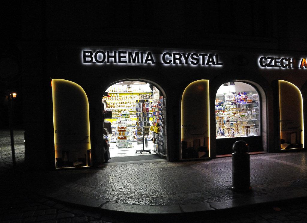 tschechien - prag - night shots - in der altstadt