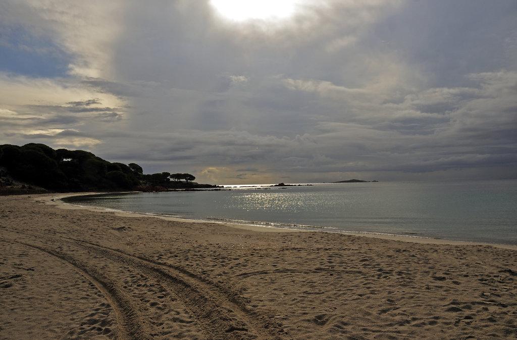 korsika  - plage de  palombaggia - teil 4