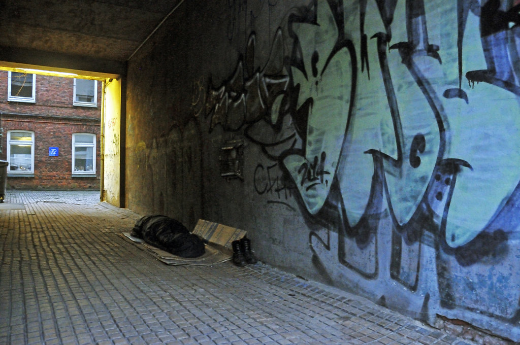 hamburg - altona -  nachtsquartier 2