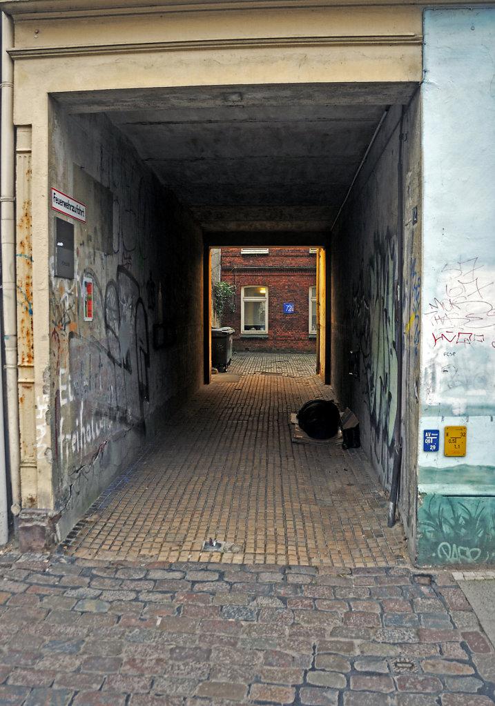 hamburg - altona -  nachtsquartier 1