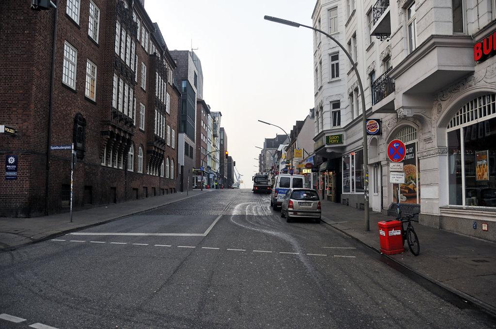 hamburg – st.pauli - davidsstraße