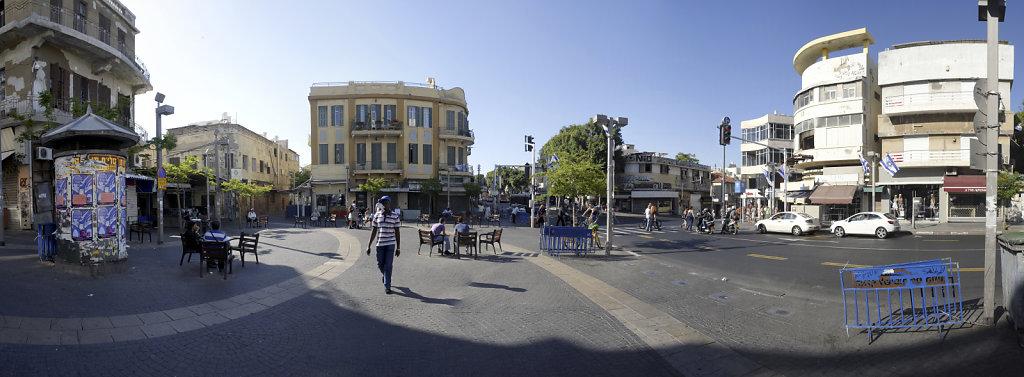 israel – tel aviv - vor dem karmel market