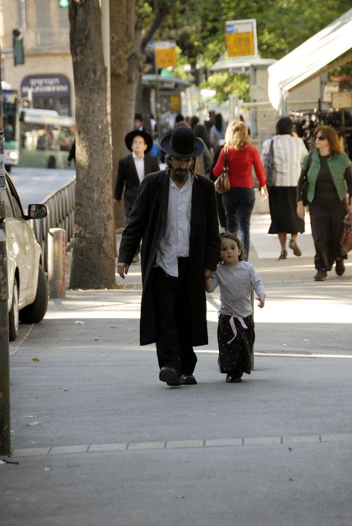 israel – jerusalem - mea she´arim - geborgenheit