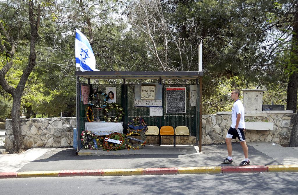 israel – jerusalem - gedenkstätte