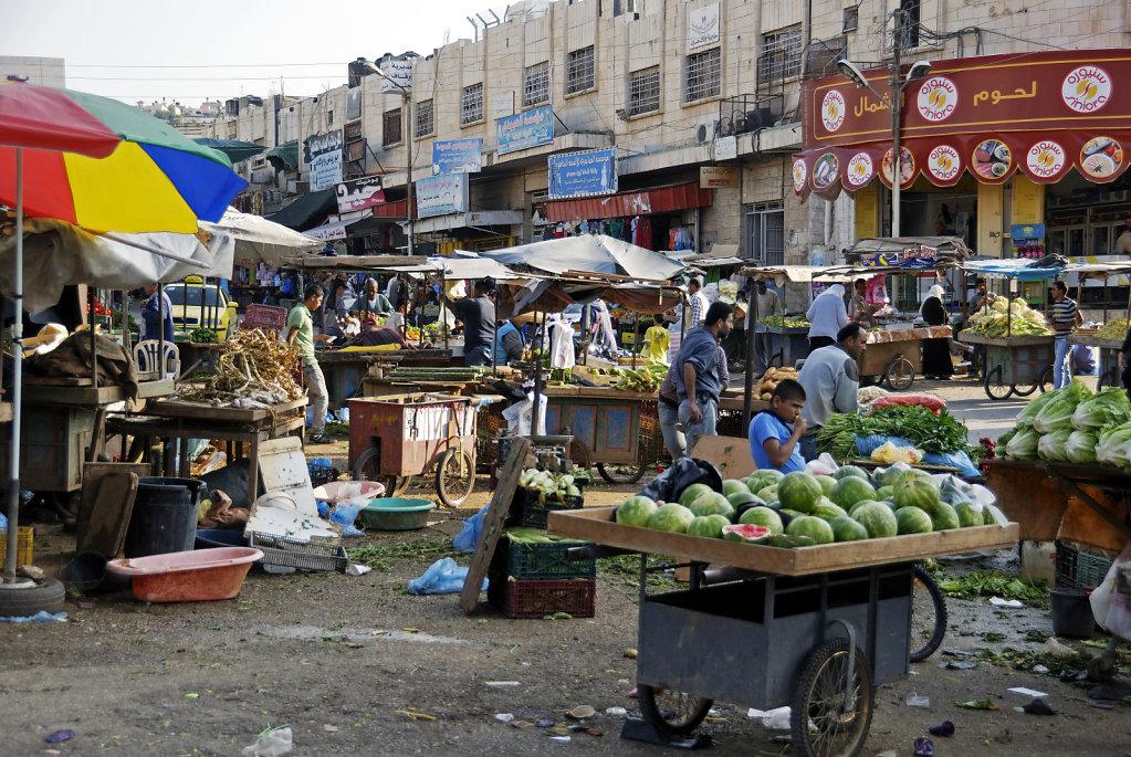 palästina- jenin - auf dem markt teil 2