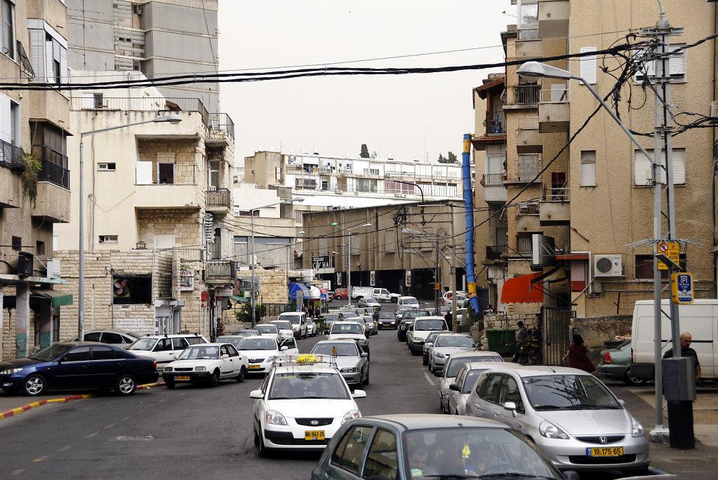 israel – haifa - hadar teil 2