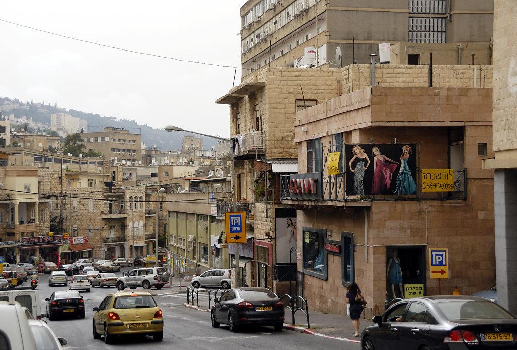 israel – haifa - hadar teil 4