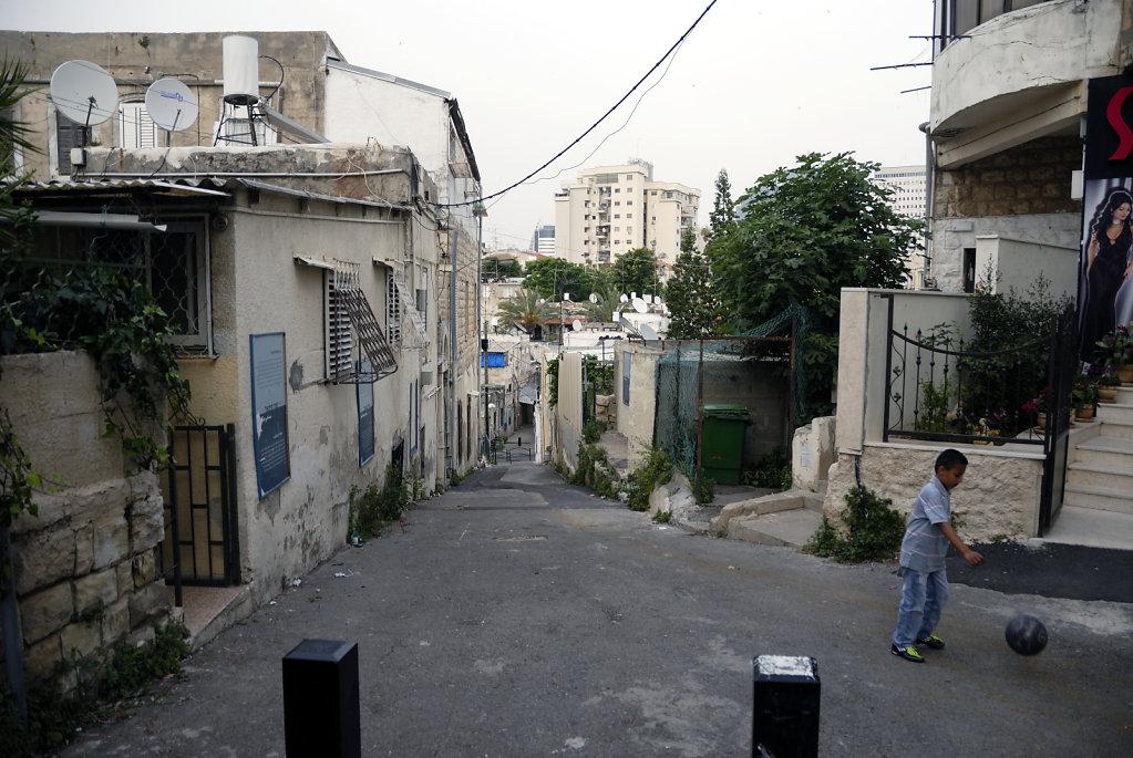israel – haifa - wadi nisnas