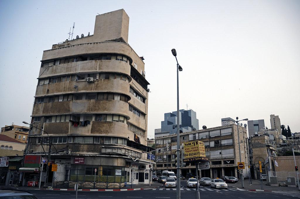 israel – haifa - alte schönheit