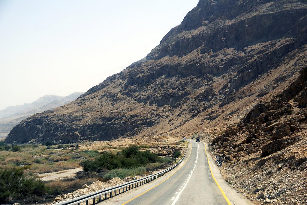 israel- totes meer - unterwegs - drive by  (foto-)shooting 1