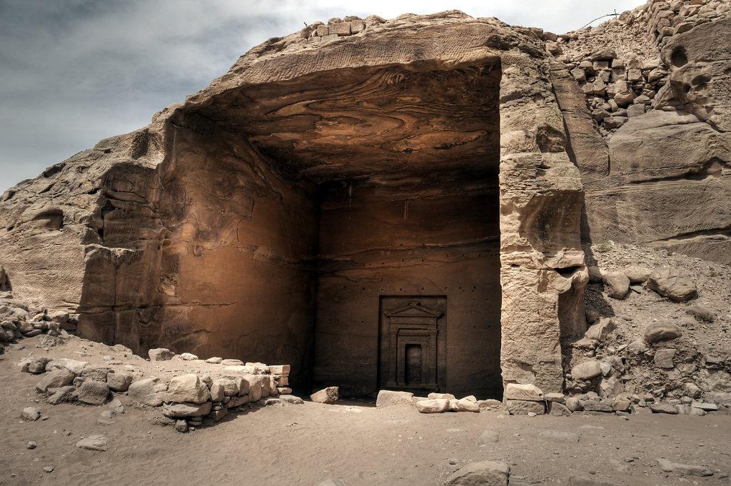 jordanien - petra - raum 468