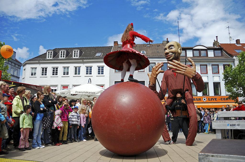 Altonale Spaßparade Hamburg