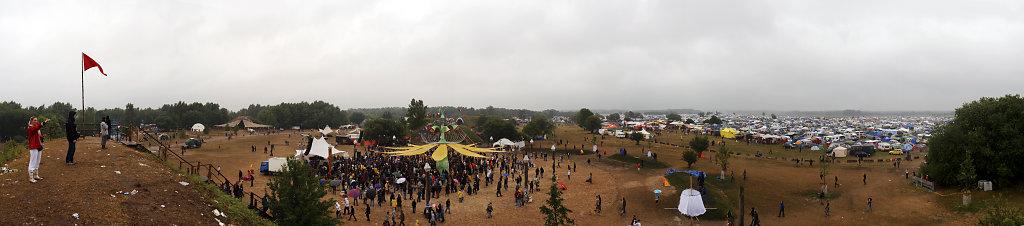 fusion festival 2008 (42) - teilpanorama turmbühne