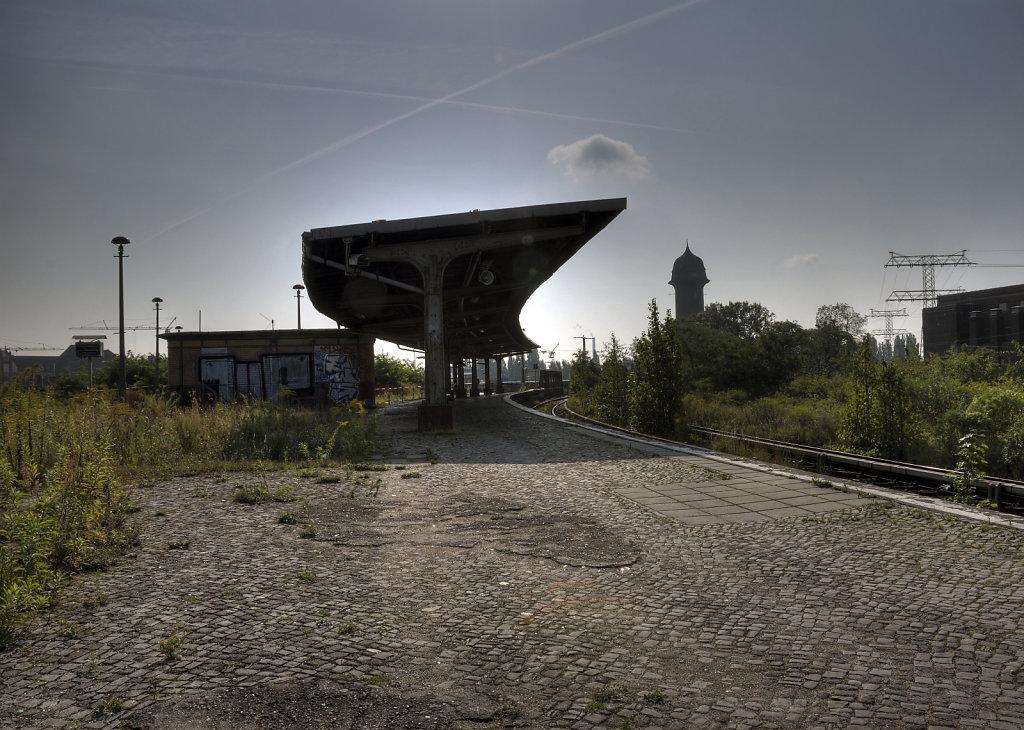 berlin lichtenberg -ostkreuz - totes gleis teil 2
