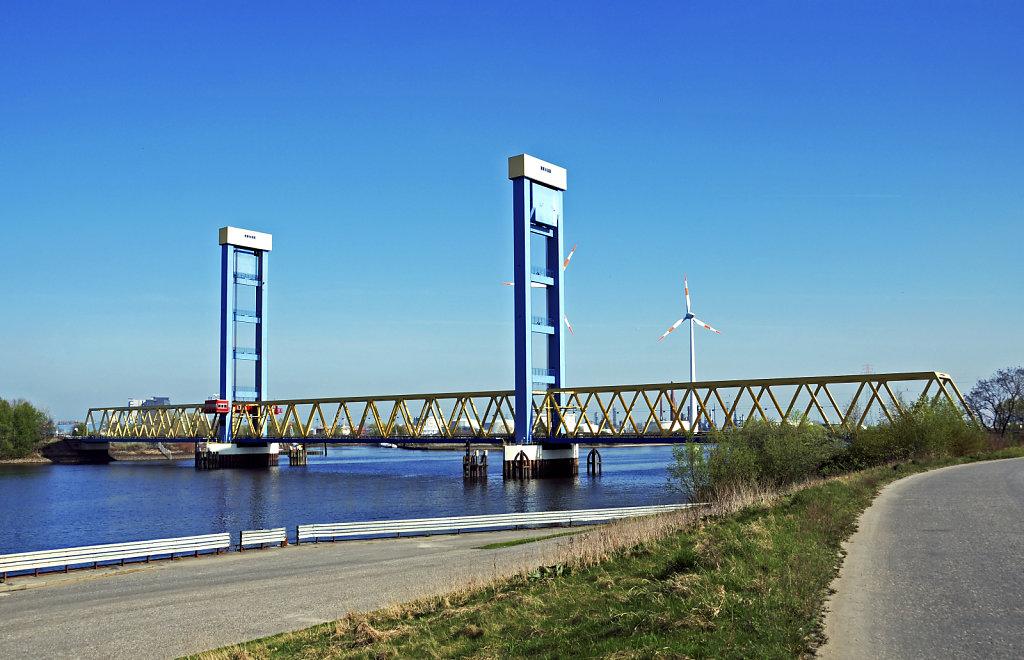hamburg hafen - (109) - kattwykbrücke teil 4