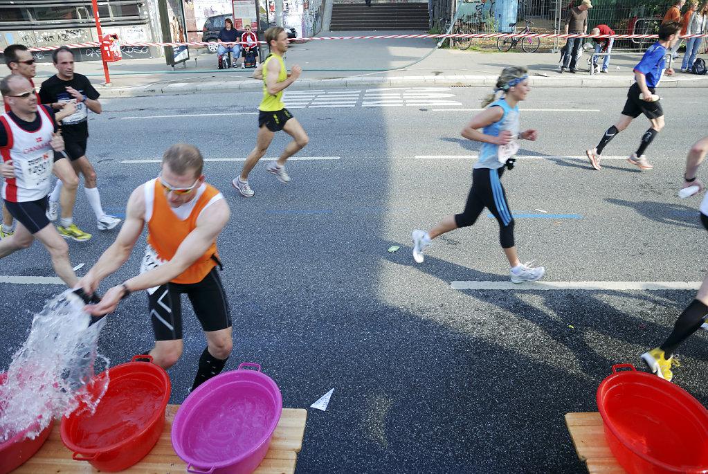hamburg marathon 2009 – kurze erfrischung teil 2