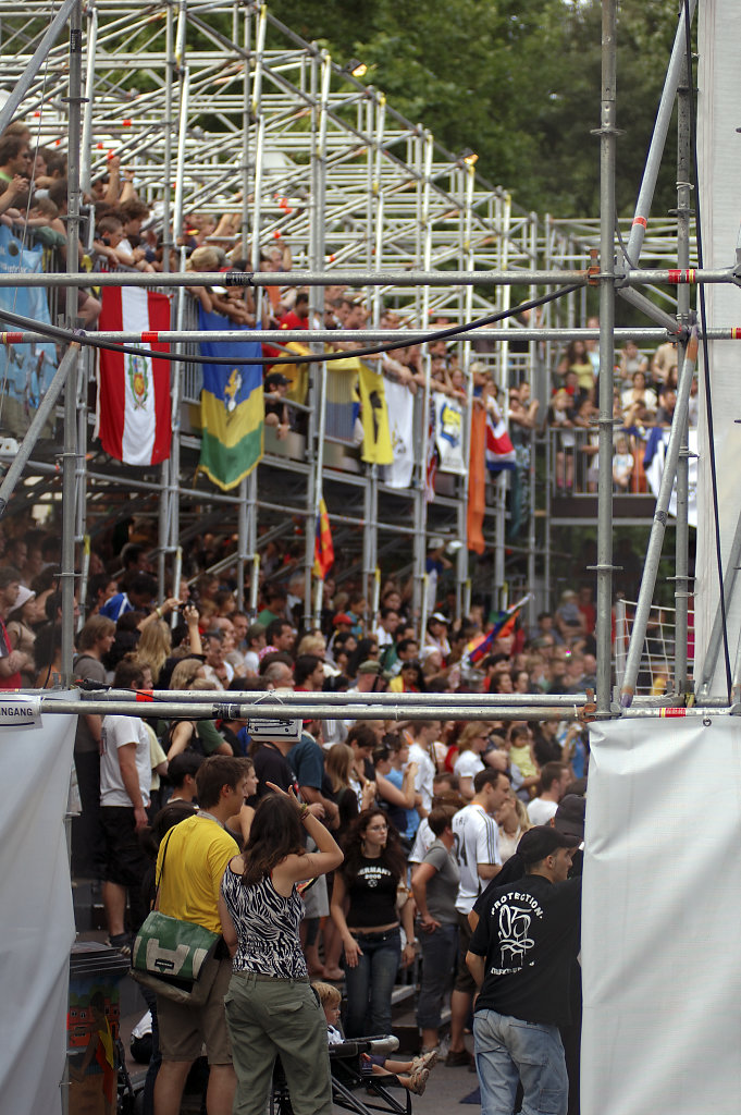 Fußball WM 2006 Begleitprogramm