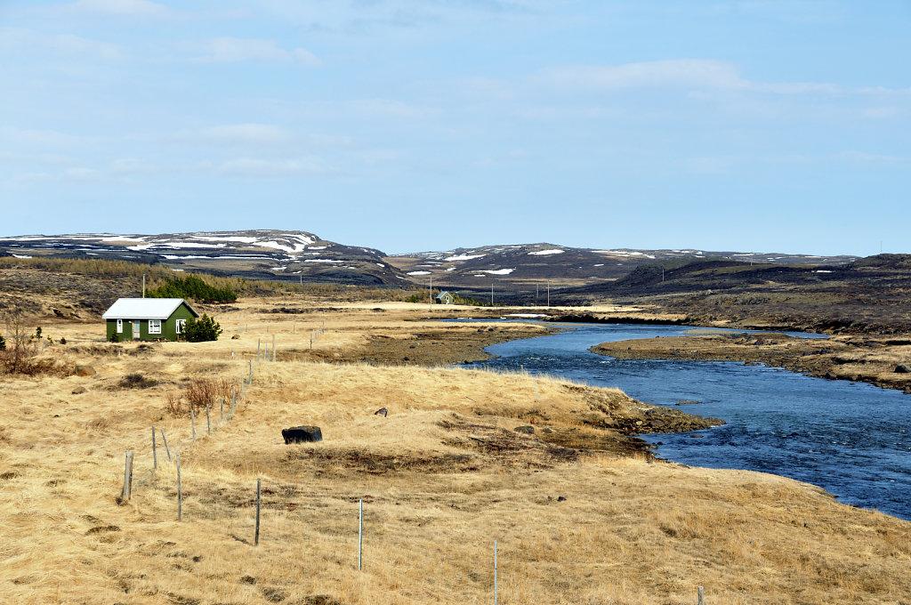 island – auf dem weg nach mývatn