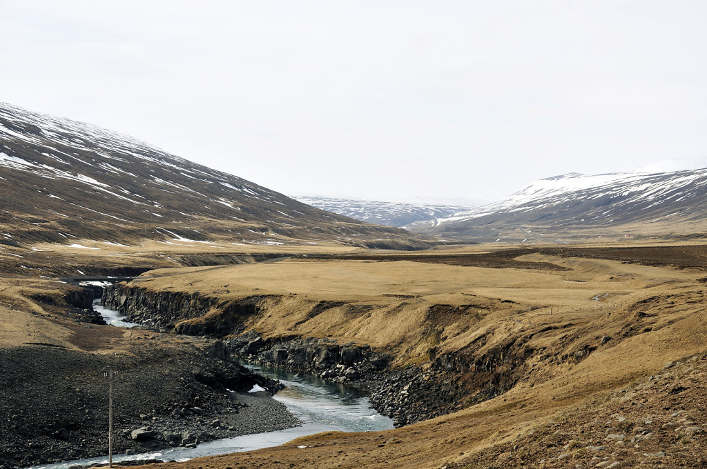 island – auf dem weg nach mývatn teil 5