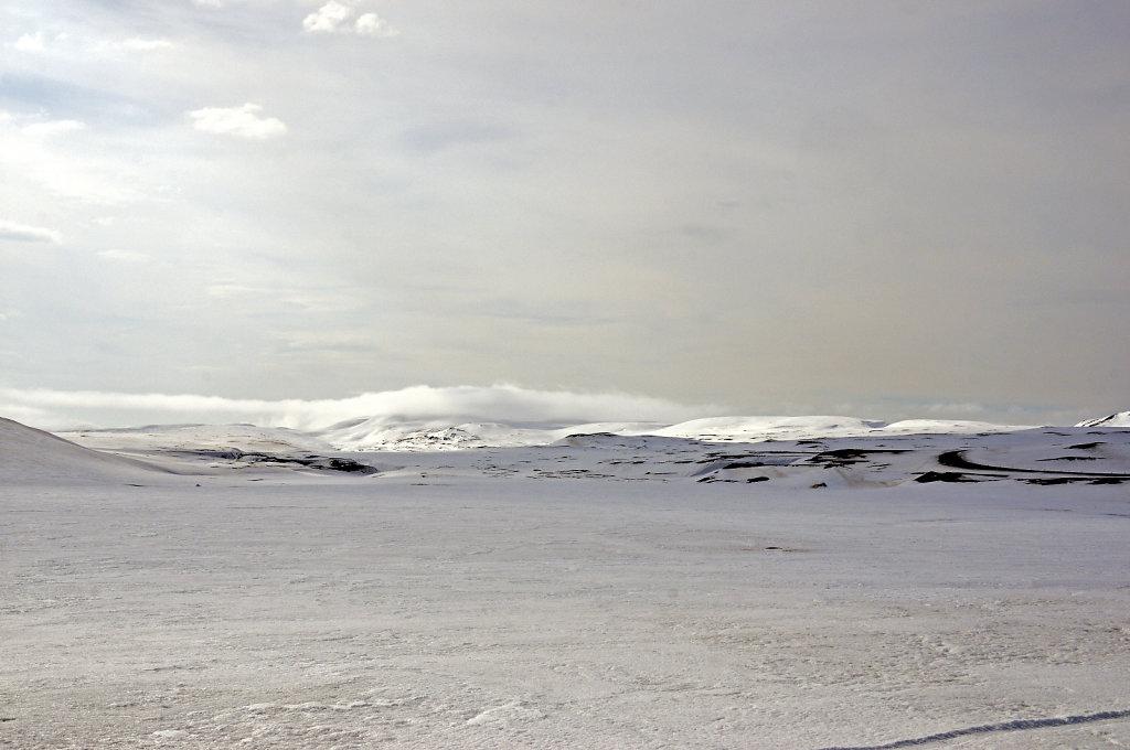 island – auf dem weg nach mývatn teil 9