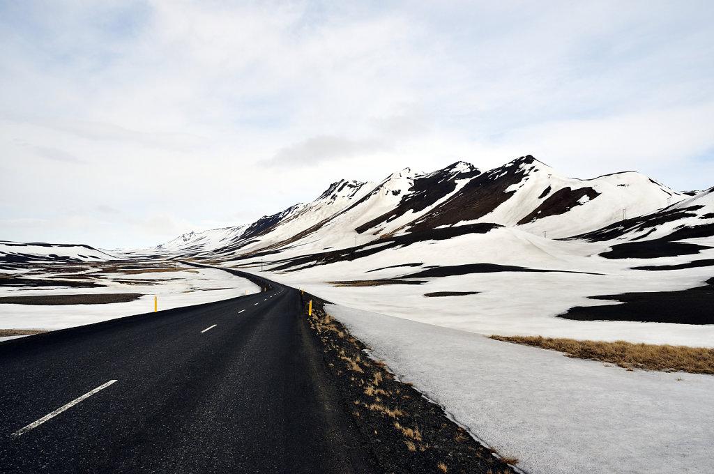 island – auf dem weg nach mývatn teil 11