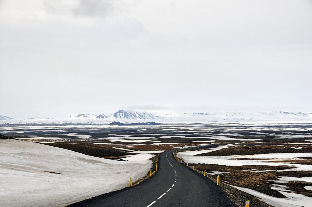 island – auf dem weg nach mývatn teil 12