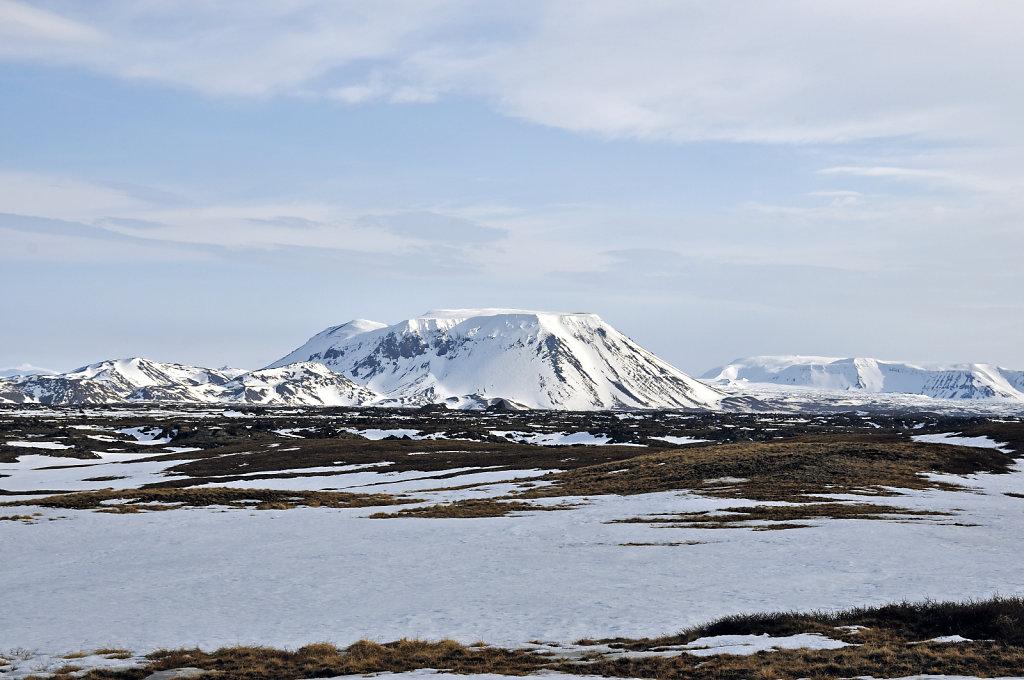 island – auf dem weg nach mývatn teil 15