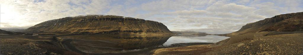 island – hvalfjörður (07) - teilpanorama nummer zwei
