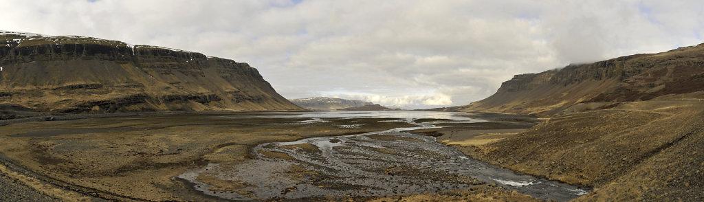 island – hvalfjörður (08) - teilpanorama nummer drei