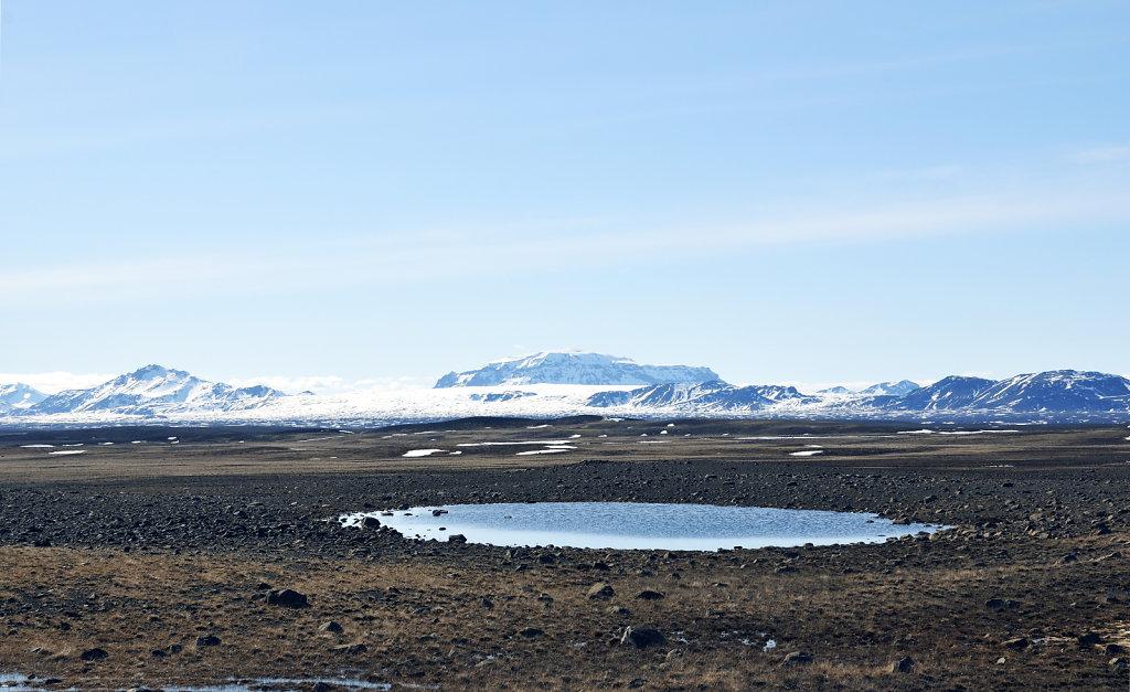 island – auf der 35 nördlich von gullfoss (02)