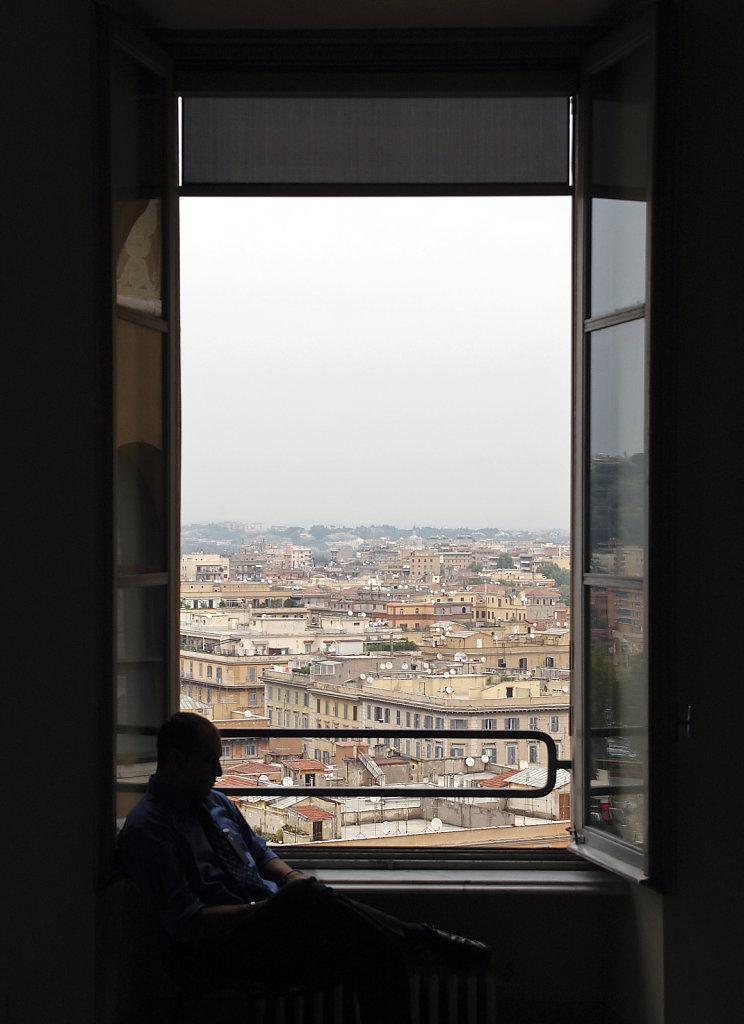 rom (63) - der wächter