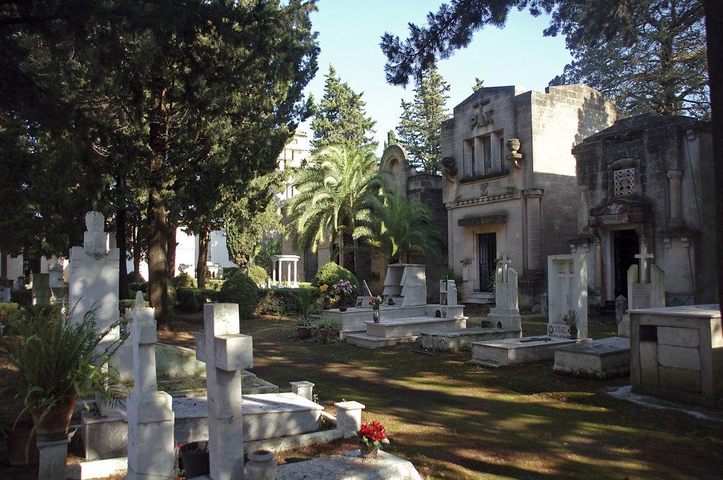 salent (69)  - friedhof / cimitero