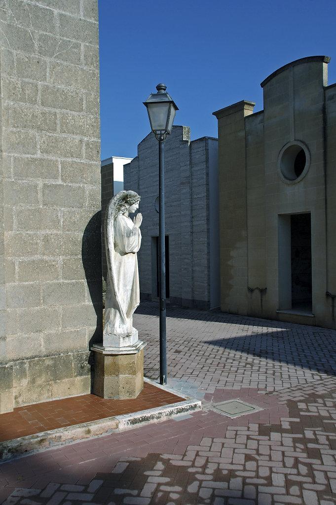 salent (74)   - friedhof / cimitero teil sechs