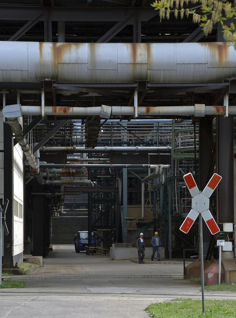 heizkraftwerk klingenberg teil zwei