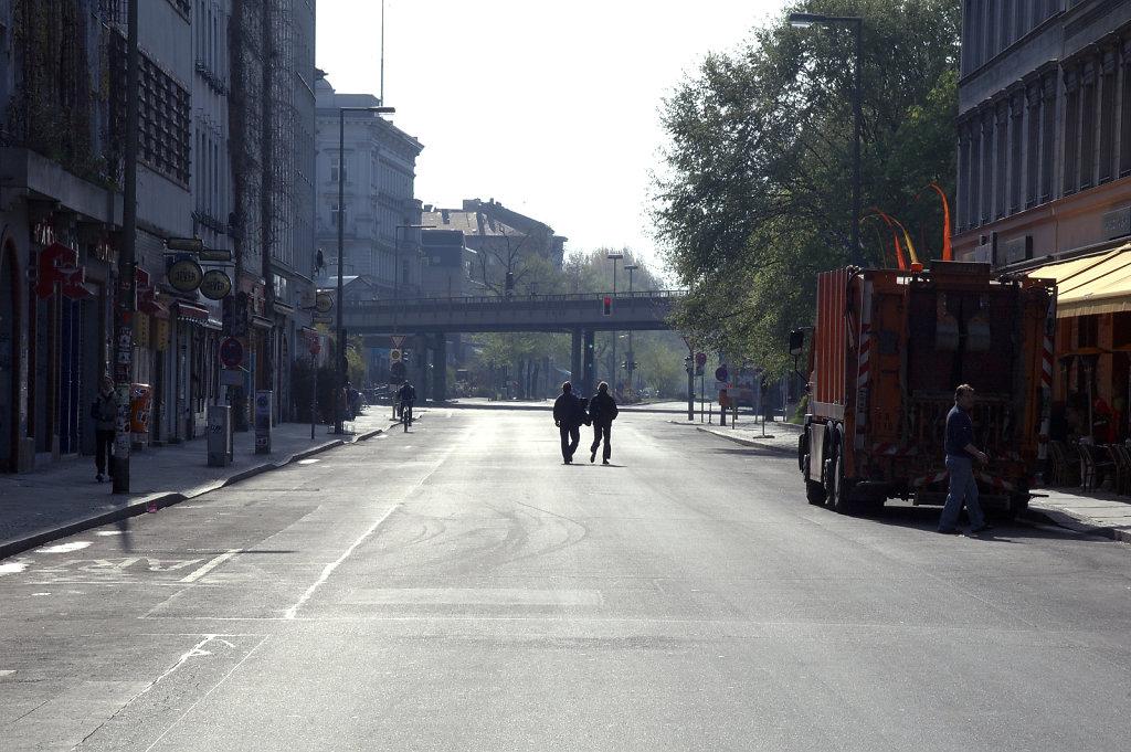 24 stunden 1.mai 2006 – letzte vorbereitungen