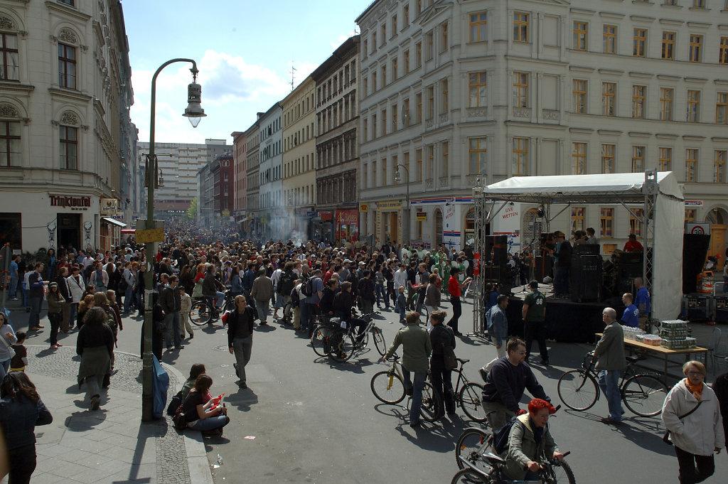 24 stunden 1.mai 2006 – adalbertstraße