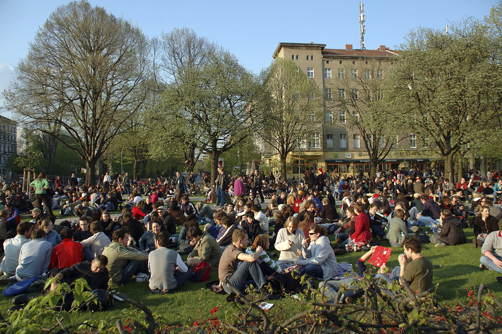 24 stunden 1.mai 2006 - picknick