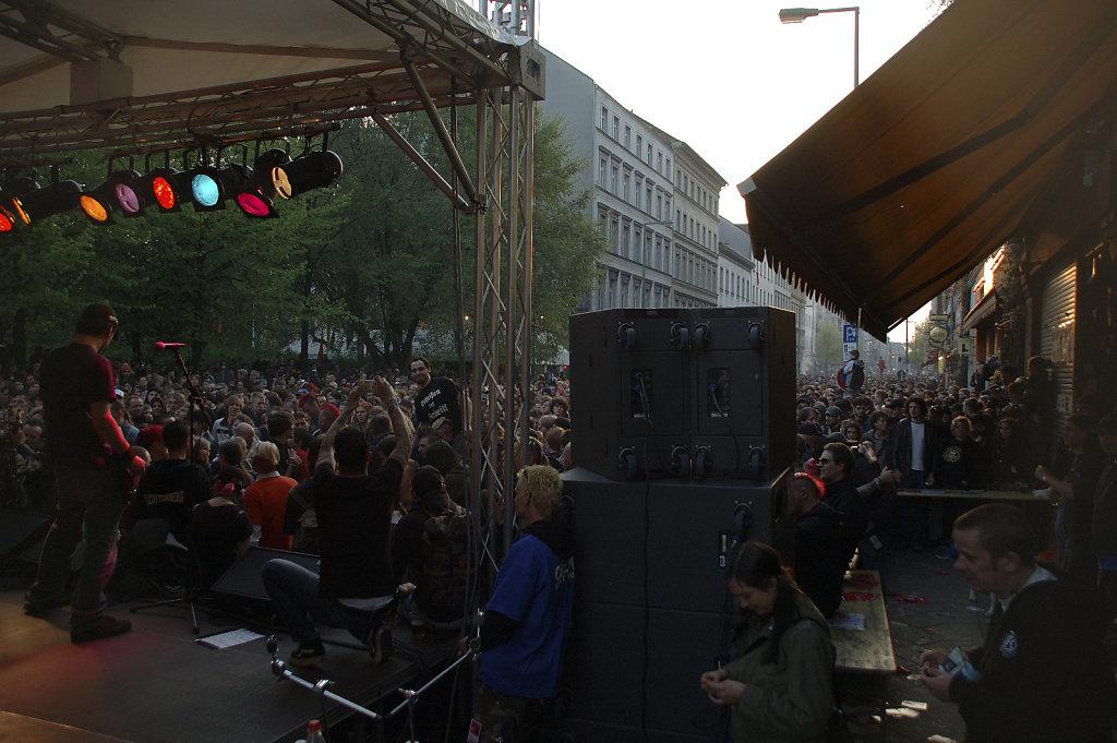 24 stunden 1.mai 2006 – live