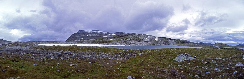 norwegen (77)  - snovegen  - teilpanorama teil 4